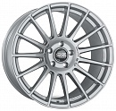 OZ Superturismo LM 7,5 x 17 5*114,3 Et: 45 Dia: 75 MATT RACE SILVER BLACK