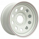 Off-Road-Wheels White 7 x 16 5*139,7 Et: 25 Dia: 98,5 White