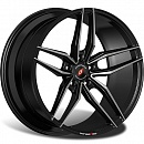 Inforged IFG37 8,5 x 19 5*108 Et: 45 Dia: 63,3 Black Machined