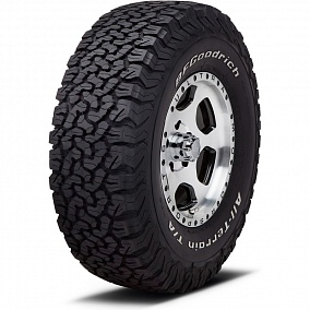 BF Goodrich All Terrain TA KO2 255/75 R17 111/108S